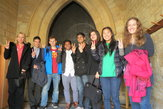 Human Rights in and after Conflict at the University of Oxford - March 2014