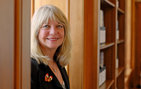 California Poet Laureate Carol Muske-Dukes of USC Dornsife is among five state poet laureates nationwide who will read from their recent works at the 11th annual National Book Festival to be held in Washington, D.C., Sept. 23 to 25. Photo by Carlos Puma.