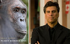 In his latest book, <em>Planet Without Apes</em>, leading primatologist Craig Stanford of USC Dornsife demands that we consider whether we can live with the consequences of wiping our closest relatives off the face of the Earth. Portrait photo by Philip Channing.