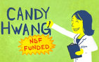 Candy Hwang, chemistry doctoral student in USC Dornsife, is depicted in a video she created with USC School of Cinematic Arts animators, which picked up two awards in a recent National Science Foundation competition. Titled, <em>The Secrets of Nitrogenase</em>, the video breaks down the complex science behind the nitrogenase enzyme.