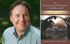 Patrick James, the Dean's Professor of International Relations in USC Dornsife, has co-authored a new textbook, <em>The International Relations of Middle-earth: Learning From The Lord of the Rings</em> (University of Michigan, 2012), which has already been picked up for use in course-work at the University of Glasgow and Heidelberg College. Portrait by Philip Channing.