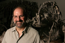 Luis Chiappe is lead investigator of the research team on the ancient bird study; curator and director of the Dinosaur Institute at the Natural History Museum; and adjunct professor at USC Dornsife. Photo courtesy of the Natural History Museum.