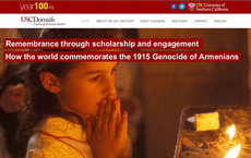 Institute Debuts Directory of Armenian Genocide Commemorations