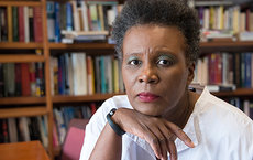 Poet Claudia Rankine is known for her commitment to social justice. Photo by John Lucas.