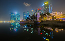 Singapore served as the host country for a recent conference on economics.