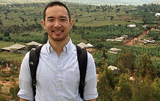 Alumnus Shinichi Daimyo will advance his education with the support of The Paul & Daisy Soros Fellowships so he can train nurses to address mental health disorders in low-resource settings across the globe. Photo courtesy of Shinichi Daimyo.