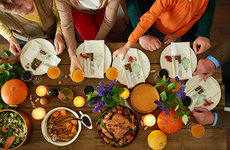 "While most obesity researchers avoid gathering data on major ""food"" holidays, for psychologist Donna Spruijt-Metz Thanksgiving offers an invaluable opportunity to monitor familial interactions and how they influence eating."