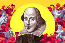 Why does Shakespeare's work endure four centuries after his death? Bruce Smith points to a quote from writer Ben Johnson who said in 1623 that Shakespeare was 'not of an age, but for all time.'