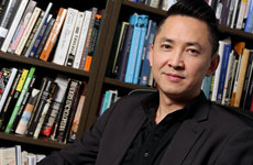 Viet Thanh Nguyen garnered a prestigious 2016 Pulitzer Prize for Fiction with his debut novel 'The Sympathizer.' Photo by Matt Meindl.