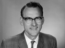 Robert Bils in 1968. Photo courtesy of USC University Archives.