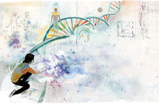 DNA was first identified in the late 1860s by Swiss chemist Friedrich Miescher, but nearly a century would pass before the famous three-dimensional double-helix structure would come to the fore. Fast forward another six decades to the present day, and science has laid bare the human genome in its entirety. Illustrations by Janice Kun.