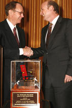 Howard Gillman Installed by President Sample as the 20th Dean of USC College