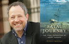 Peter Mancall will discuss his new book about Henry Hudson's final journey on C-SPAN2 on Oct. 12 at 6 a.m. (ET). Mancall photo credit Philip Channing.
