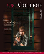 USC College Magazine's Latest Issue Now Online