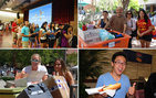 USC College Move-In Day and Welcome Day Picnic 2010. Photos by Pamela J. Johnson.