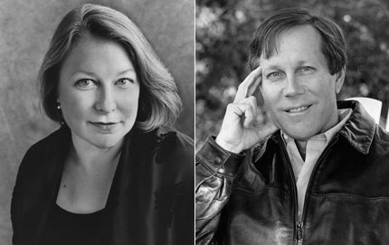 Deborah Harkness, professor of history in USC Dornsife, and Dana Gioia, Judge Widney Professor of Poetry and Public Culture at USC, will be featured speakers at the inaugural USC Writers Conference this Friday. Harkness photo by Marion Ettlinger. Gioia photo courtesy of Dana Gioia.