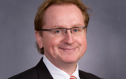 Steve A. Kay currently serves as dean of biological sciences at the University of California, San Diego. Photo courtesy of the University of California, San Diego.
