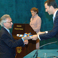 USC Neuroscientist Earns Asturias Award