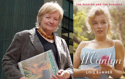 A leader in the field of women's studies and history, USC Dornsife's Lois Banner has written a new book breaking stereotypes that have haunted Marilyn Monroe since her death at age 36 a half century ago. Banner photo by Roger Snider.