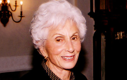 USC Honorary Trustee Carmen Warschaw pledged $3 million in 2008 to endow the Carmen H. and Louis Warschaw Chair in Practical Politics in USC Dornsife.