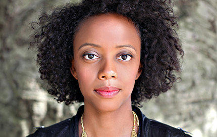 Angela Flournoy, a Southern California native, has had a lifelong relationship with Detroit, where her father was raised. Photo by LaToya T. Duncan.