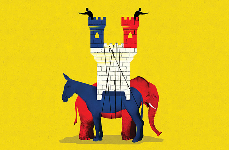 Is the two-party system the most effective party for the U.S.?