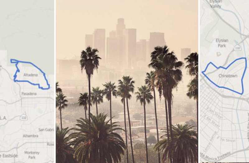 e37edae23da USC researchers have documented which Los Angeles neighborhoods have more  air pollution in a new report