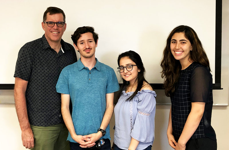 Underrepresented Community College Students Launch Into Solar Research News Usc Dornsife