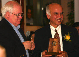 USC College Professor Honored for Chemical Contributions
