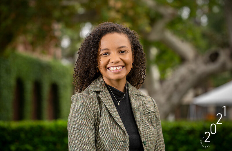 Tianna Shaw-Wakeman Becomes University of Southern California's First Black Valedictorian