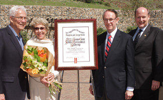 Boone Center Dedicated on Catalina Island