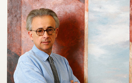 Antonio Damasio, director of the Brain and Creativity Institute in USC College. Photo credit Philip Channing.