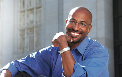 Van Jones was appointed in March to serve on the White House Council on Environmental Quality. Photo courtesy of Green For All.