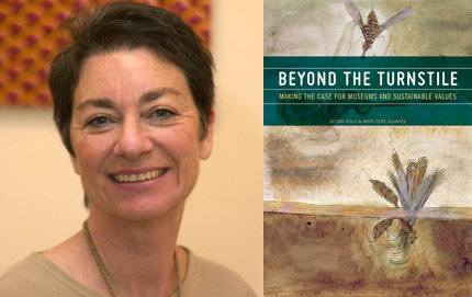 Selma Holo, director of the USC Fisher Museum of Art and professor of art history, co-edited the new book, <em>Beyond the Turnstile: Making the Case for Museums and Sustainable Value</em>, which examines what museums must do to be indispensable to society today and in the future.