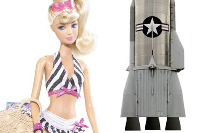 From Barbies to Rockets