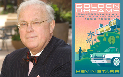 USC College's Kevin Starr has won the 2009 <em>Los Angeles Times</em> Book Prize in history for <em>Golden Dreams: California in an Age of Abundance 1950–1963</em>.