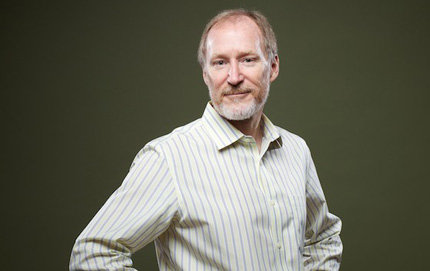 Dave Caron, professor of biological sciences in USC College. Photo credit Max S. Gerber.