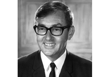 Professor Emeritus Thomas Ely Lasswell, Sr., a national leader in the sociology of family, served as chair of the Department of Sociology in USC College from 1965 to 1966. Photo courtesy of USC College's Department of Sociology.