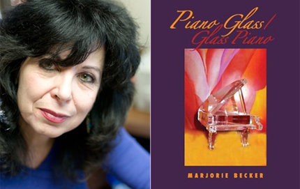 Marjorie Becker, associate professor of history in USC College, creates the stories of individuals often overlooked by the general population in her new book, <em>Piano Glass/Glass Piano</em>. Portrait photo credit Jie Gu.