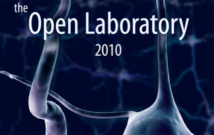 <em>The Open Laboratory 2010</em>, which showcases the best science writing on the Web, is edited by Jason Goldman, a USC Dornsife doctoral student in developmental psychology.