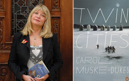 Carol Muske-Dukes, professor of English and creative writing in USC Dornsife and California's poet laureate, will read from <em>Twin Cities</em>, her eighth book of poetry, and other work during the Los Angeles Times Festival of Books on Saturday, April 30. Muske-Dukes photo by Carlos Puma.