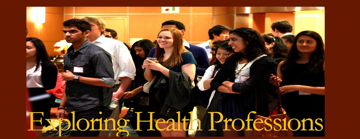 Exploring Health Professions