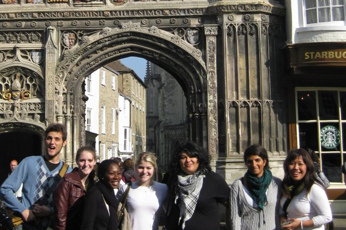 USC in the UK Social and Cultural Program