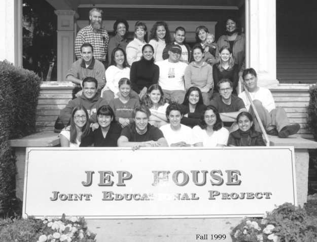 Fall 1999 Staff picture