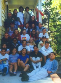 1998 JEP staff training
