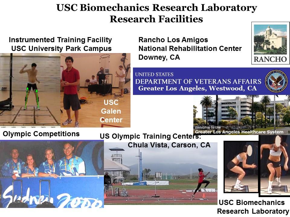 Facilities > Biomechanics Lab > USC Dana and David Dornsife