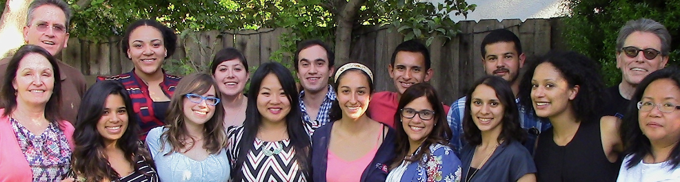 Latino Mental Health Research Trainees: Summer 2014