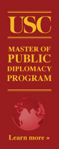 Master of Public Diplomacy