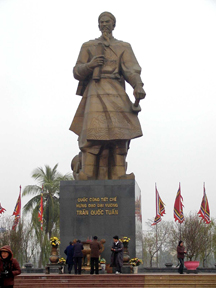The National Hero General Trần Hưng đạo Transnational Religion Usc Dana And David Dornsife College Of Letters Arts And Sciences