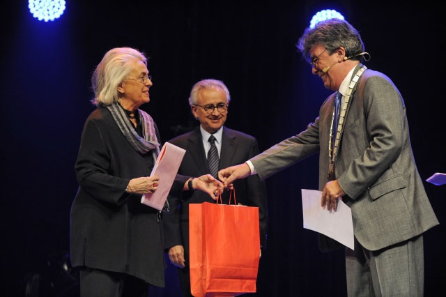 Antonio and Hanna Damasio receive honorary doctorates in Lausanne